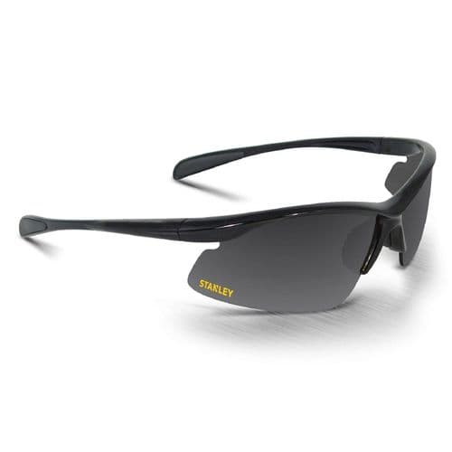 Stanley Half Frame Eyewear Eyewear Silver Mirror
